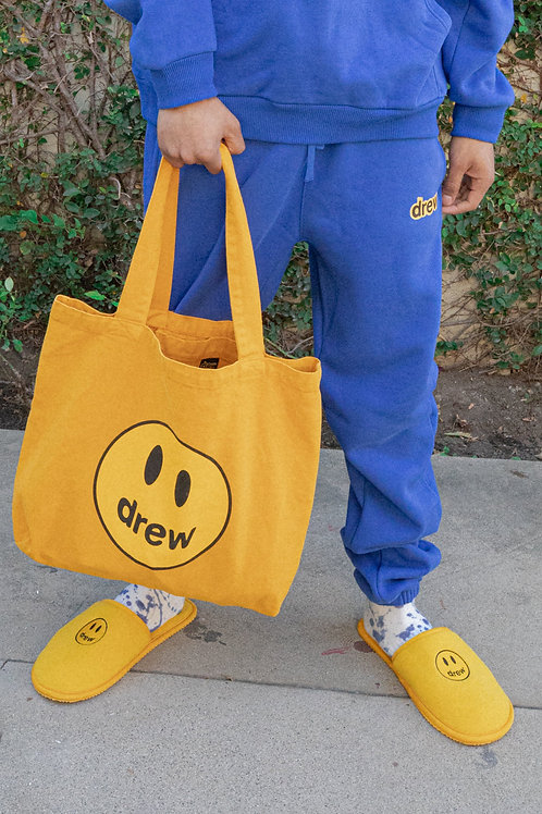 Mascot Tote - Golden Yellow - by Drew Hype