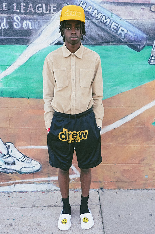 Rick Corduroy LS Shirt - by Drew Hype