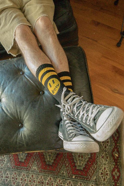 Mascot Socks - Black - by Drew Hype