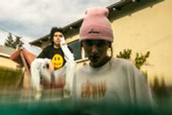 Script Rib Beanie - Pink - by Drew Hype