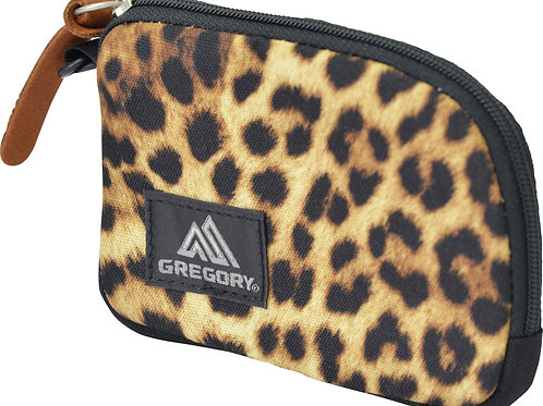 65493/4997 GREGORY COIN WALLET 4997 LEOPARD