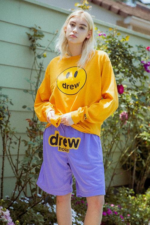 Drew House Mesh Shorts - Lavender - by Drew Hype