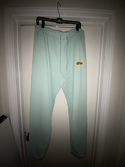 Secret Sweatpants - Mint - by Drew Hype