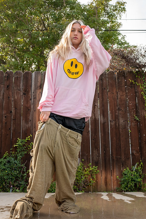 Corduroy Carpenter Pant - Khaki - by Drew Hype