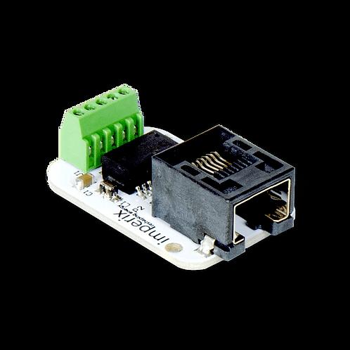 Analog input adapter
