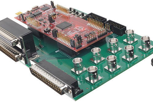 RT Box LaunchPad Interface