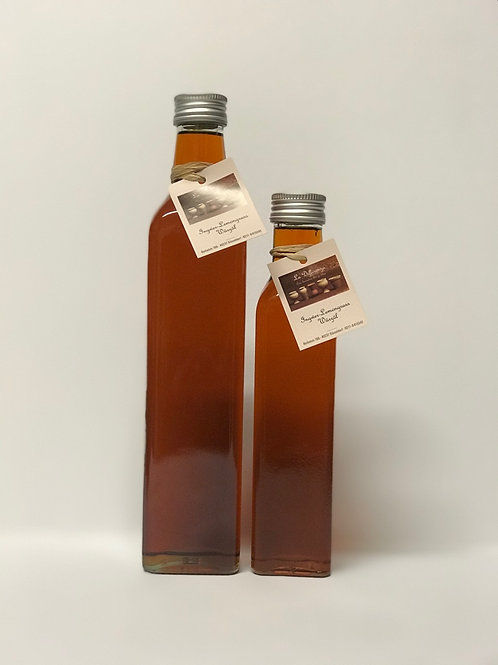 Ingwer- Lemongrasöl