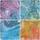 Thumbnail: Dragon Skins, Four Panel Series