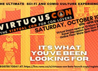 Free Virtual Comic Con!
