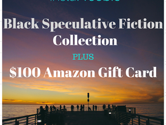 Get a Chance to Win Big Time! #sweepstakes #BlackSpeculativeFiction