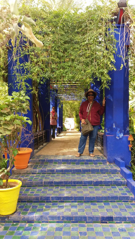 YSL Garden in Marrakech