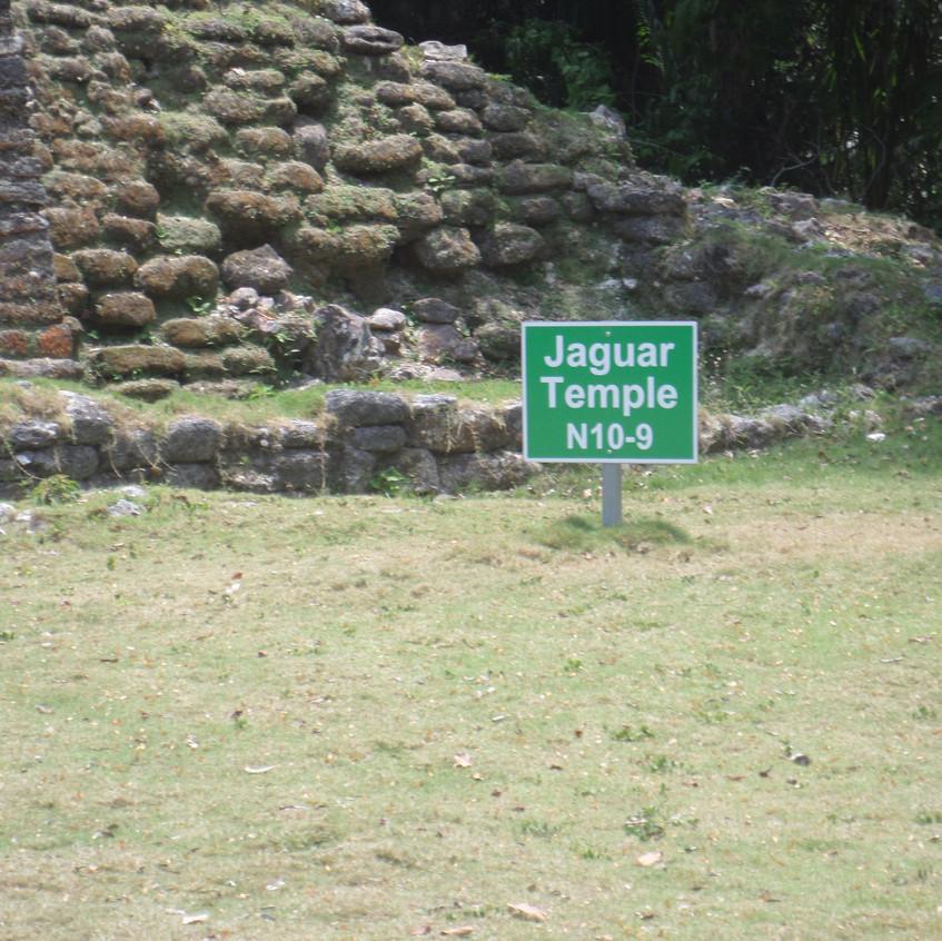 Lamani, Aztec site in Belize