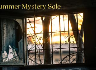 Summer Crime Fiction Sale!