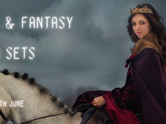 Paranormal and Fantasy Fiction in Boxsets