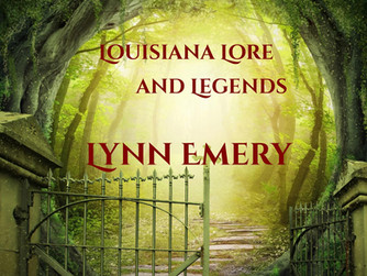 Free Book of Louisiana Legends!