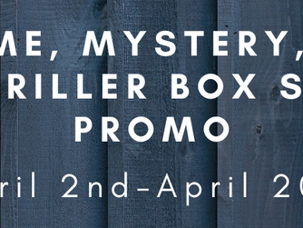 Boxsets For Binge Mystery Readers!