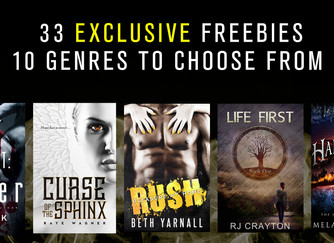 Fantastic Books and A Prize #freeebooks