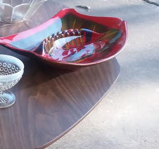 70s ashtray