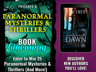 Free Reads and Prizes- What's Not To Love?