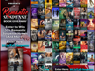Romance and Mystery: What's Not To Love? #sweepstakes