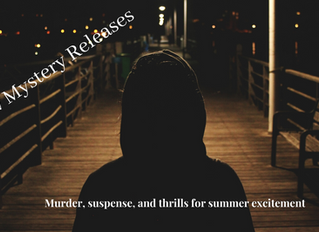 New Mystery Books From Top Authors!