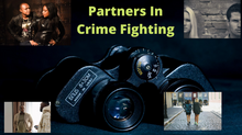 Crime Fighting Teams - Great Fiction!