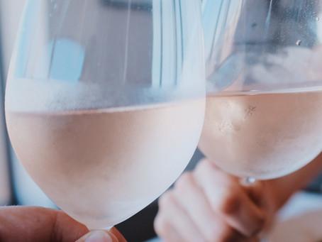Stress, Wine, & Skincare