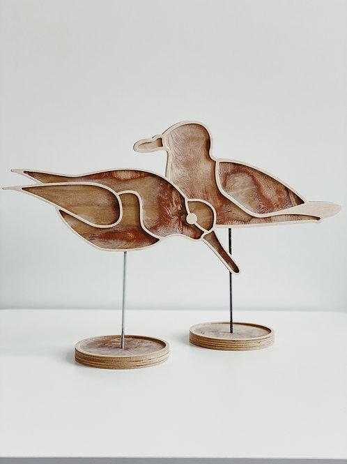 Чайки на стойках
