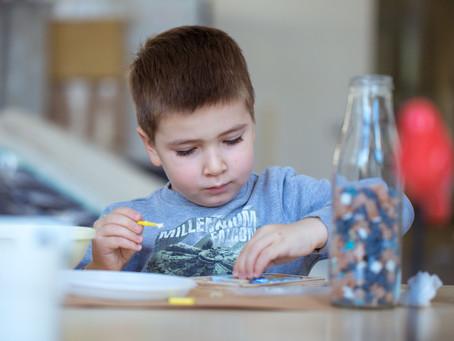 Детские мастер-классы на школьных каникулах