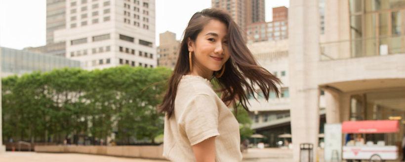 Lisa Chen, Style Voila, @stylevoila