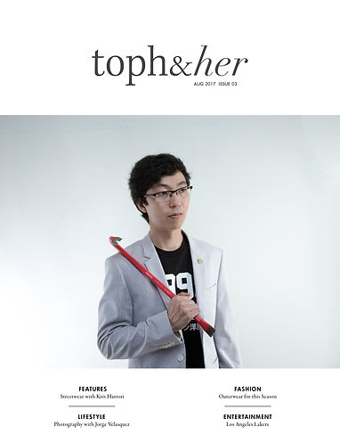 tophandher ISSUE03 AUGUST 2017
