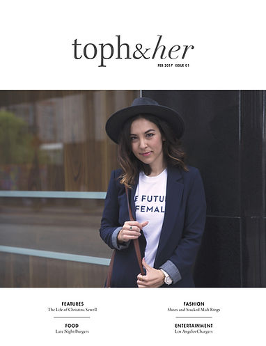 tophandher Issue 01