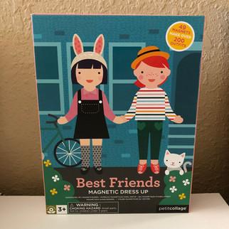 PetitCollage Best Friends