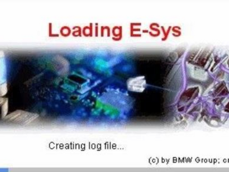 BMW E-sys Launcher Cheat Codes - How to Make your Own