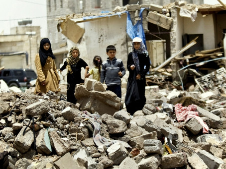 UN News: In Yemen's man-made Catastrophe, Women Pay the Price