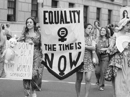 History Repeats Itself...So does Women's History