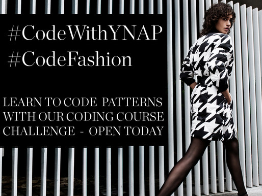 #CodeWithYNAP: a new coding challenge from YOOX NET-A-PORTER GROUP