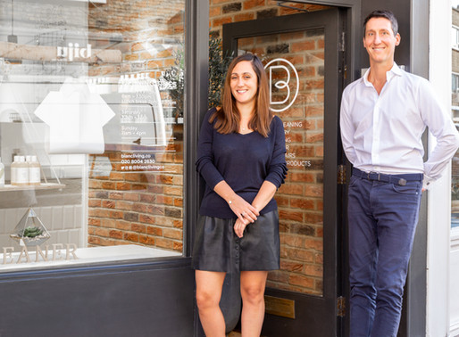 In Conversation with Ludovic Blanc, founder of eco-friendly dry cleaners BLANC