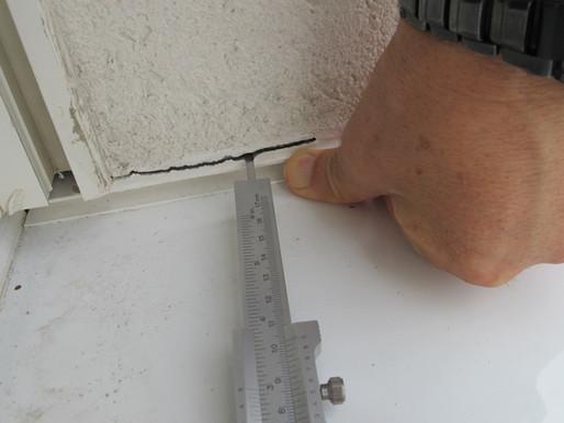 Probleme an Wärmedämm-Verbundsystemen, Folge 2: Risse am Fensterbankanschluss