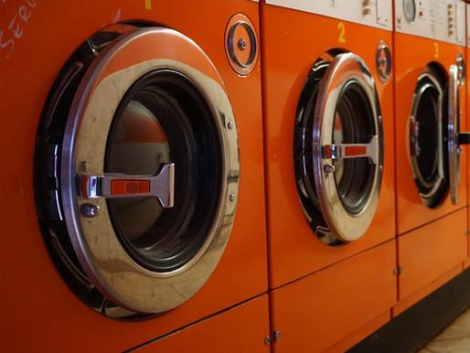 Abdichtung von Wasch- und Trockenräumen