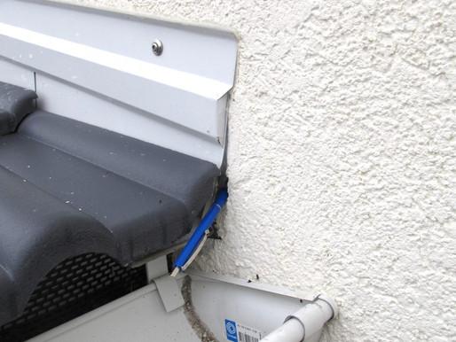 Probleme an Wärmedämm-Verbundsystemen, Folge 4: Dachanschluss