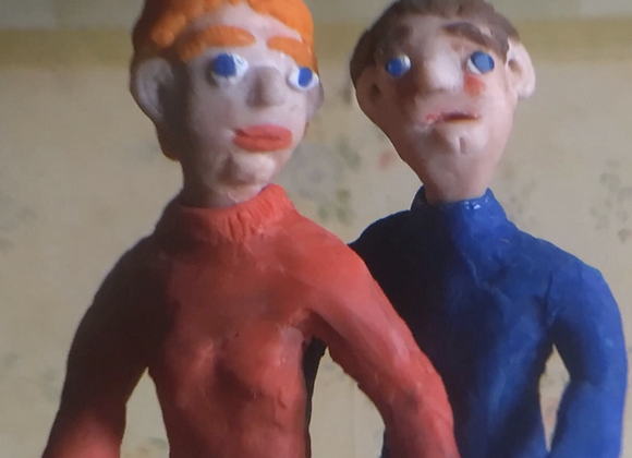 Claymation and Story-Making Course