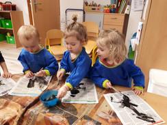 February 2020 in Benjamin Preschool