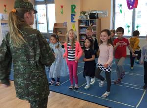 April 2018 in Benjamin Preschool