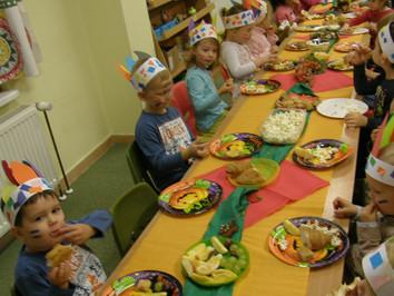 Happy Thanksgiving at Benjamin!
