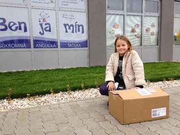 Scholastic ISBC books Donation