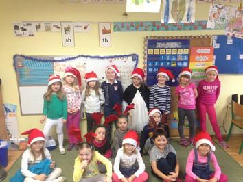 December 2015 in Benjamin Preschools
