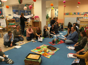 Open House (Parent's Evening) at Benjamin preschools