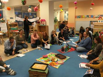 Open House (Parent's Evening) at Benjamin preschools