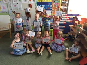 Children from Trnavská visiting their future preschool at Myslenická